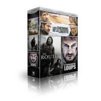 Coffret Survie 3 films DVD