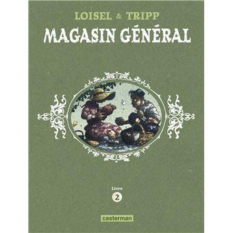 Magasin généralConfessions - Montréal - Ernest Latulippe