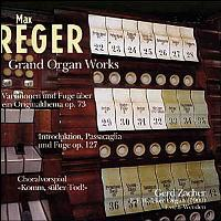 Oeuvres pour grand orgue
