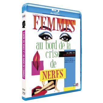 Femmes au bord de la crise de nerfs Blu-ray