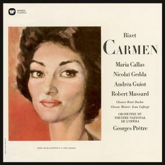 Bizet : Carmen - Coffret 3 LP