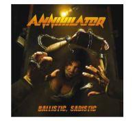 Ballistic, Sadistic - LP 12''