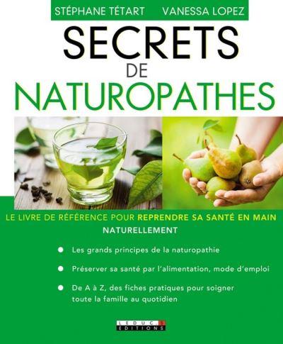 Secrets de naturopathes - 9791028506650 - 13,99 €