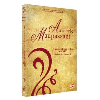 Au siècle de MaupassantAu siècle de Maupassant Saison 1 Volume 2 DVD