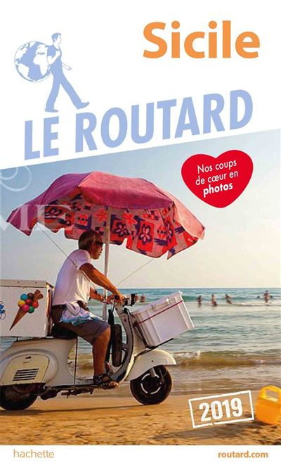 Guide du Routard Sicile 2019 - 9782017069454 - 9,99 €
