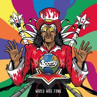 World wide funk/digipack
