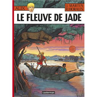 Alix 23 le fleuve de jade