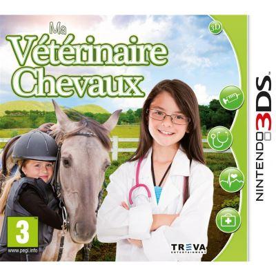 Ma Vétérinaire Chevaux Nintendo 3DS