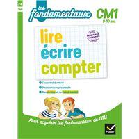 Lire, écrire, compter CM1