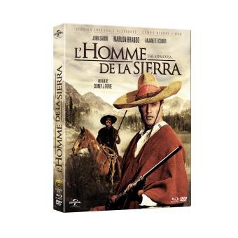 L'Homme de la Sierra Combo Blu-ray + DVD