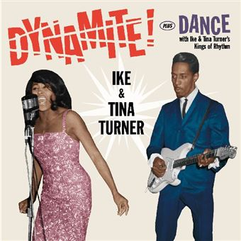 Dynamite dance with ike and tina