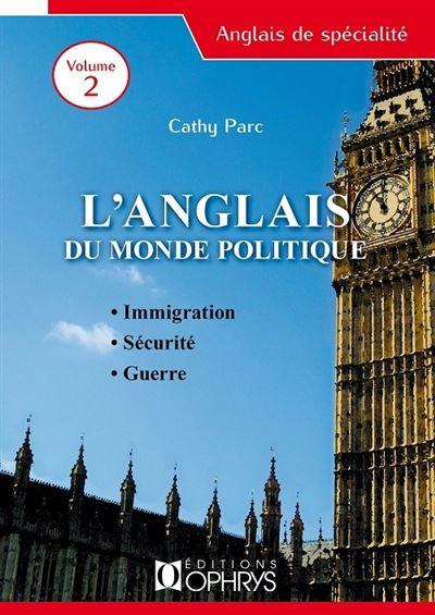 L'anglais du monde politique