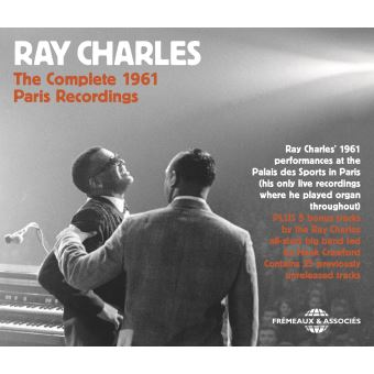 1961 Paris Recordings - 3CD