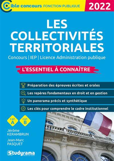 Les collectivités territoriales l'essentiel à connaître 2020
