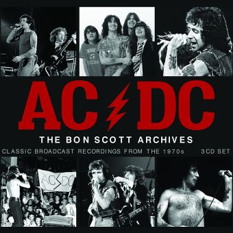 Bon scott archives radio broadcast usa 1977/1978/1979