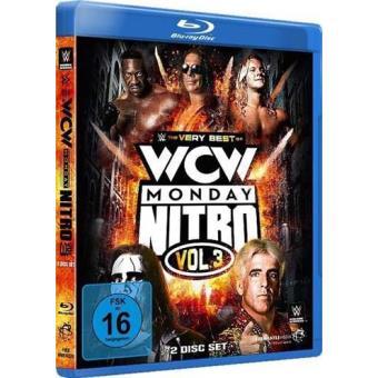 WWE Very Best of WCW Nitro Blu-ray