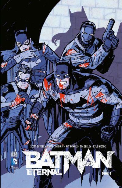 Batman - Eternal - Tome 4 - 9791026832294 - 9,99 €
