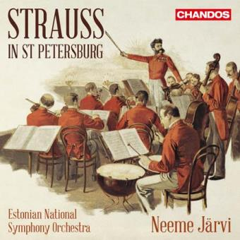 STRAUSS IN ST PETERSBURG