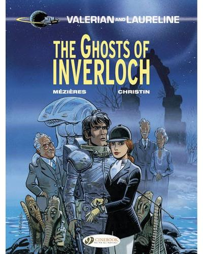 Valérian - tome 11 The Ghost of Inverloch
