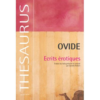 Poemes erotiques thesaurus