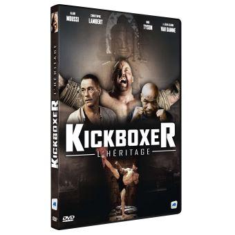 KickboxerKickboxer Retaliation DVD