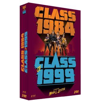 Class 1984Coffret Class 1984 et Class of 1999 DVD
