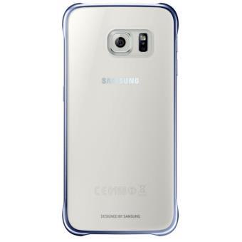 Samsung Clear Cover Galaxy S6 Black