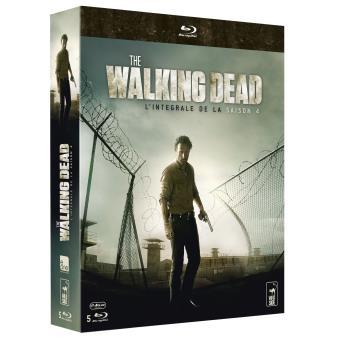 The Walking DeadCoffret Intégral de la Saison 4 Digipack Blu-Ray
