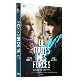 DE TOUTES MES FORCES-FR