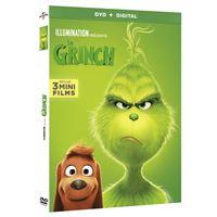 Le Grinch DVD