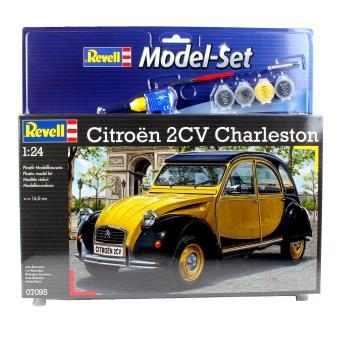 2cv charleston pieces