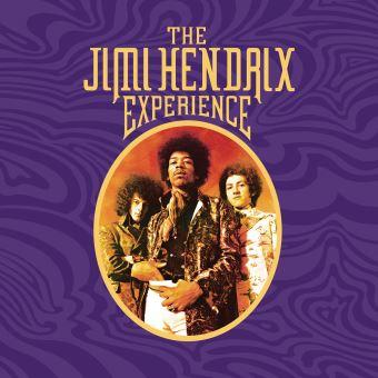 The Jimi Hendrix Experience Vinyle 180 gr Coffret Inclus un livret de 40 pages