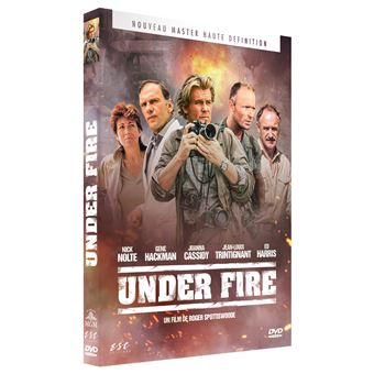 Under fire/collector
