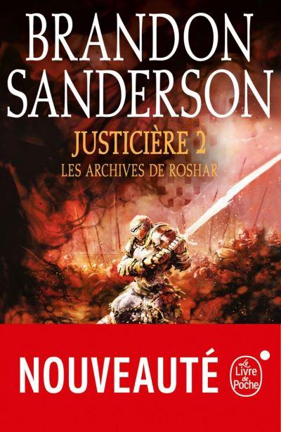 Justicière, Volume 2 (Les Archives de Roshar, Tome 3) - 9782253258513 - 7,99 €