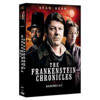 The Frankenstein Chronicles Saison 1 et 2 DVD