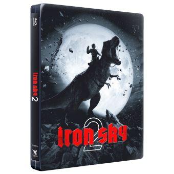 Iron SkyIron Sky 2 Steelbook Edition Limitée Blu-ray
