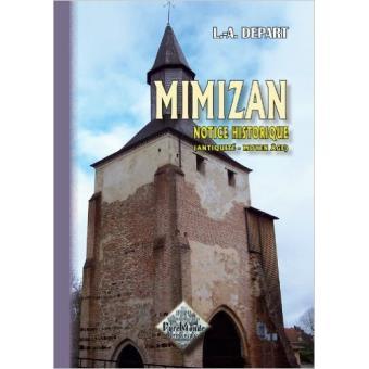 Mimizan, notice historique