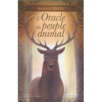 Oracle du peuple animal- coffret (l')
