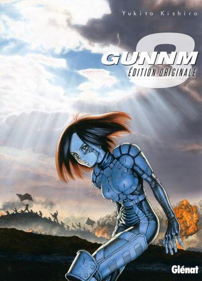Gunnm - Édition originale - Tome 08 - 9782823301175 - 4,99 €
