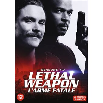 LETHAL WEAPON S1+2-BIL