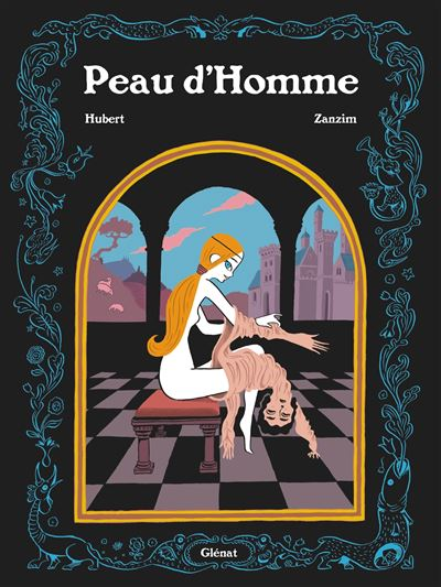 Peau d'Homme - cartonné - Hubert, Zanzim, Zanzim - Achat Livre ou ebook    fnac