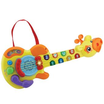 Guitare girafe Jungle rock Vtech Baby