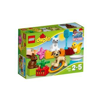 JouetsFnac Jeuxamp; Idées Lego® Duplo® Animaux 435LARj