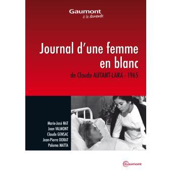 JOURNAL D UNE FEMME EN BLANC-VF
