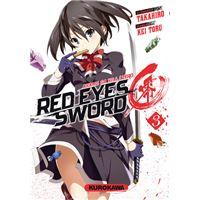Red Eyes Sword Zero