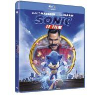 Sonic le film Blu-ray