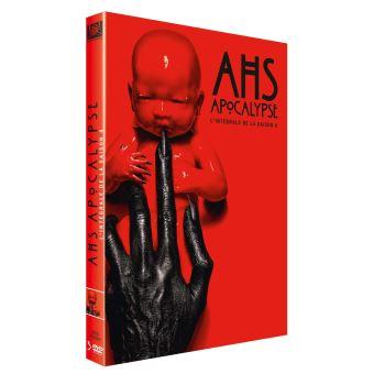 American Horror StoryAmerican Horror Story : Apocalypse Saison 8 DVD