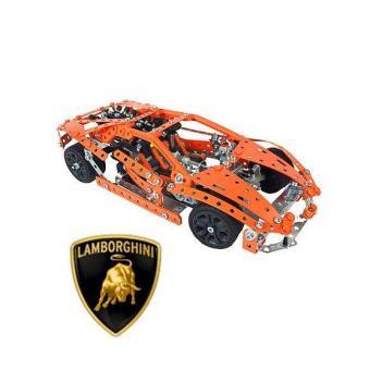 Voiture Lamborghini Aventador Meccano 708 pièces