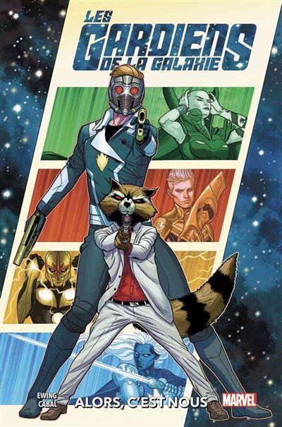 Les Gardiens de la Galaxie (2020)T01 - Alors, c'est nous - 9782809498790 - 11,99 €