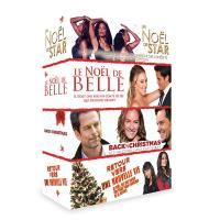 Coffret Noël 4 films DVD
